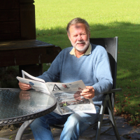 Paul Tengesdal samler Bjerkreims lokalhistorie i to bind.